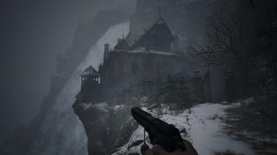 Resident Evil Village PS5 chutes