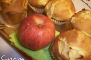 mufin alle mele senza burro