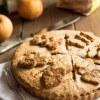 Apple Pie vegana con farina integrale e senza zucchero