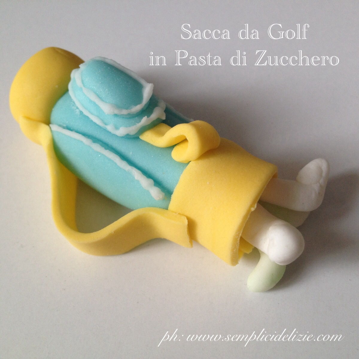 sacca da golf