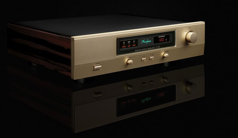 Accuphase C-47 Stereo Phono Amplifier