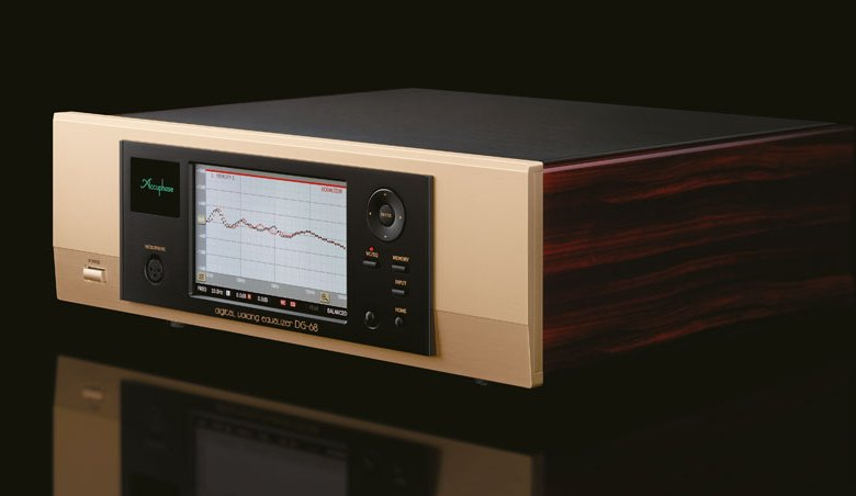Accuphase DG-68 Digital Voice Equalizer