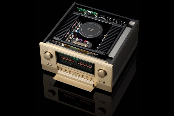 Accuphase E-800 Precision Integrated Stereo Amplifier - Leistung pur in reinem Class A…