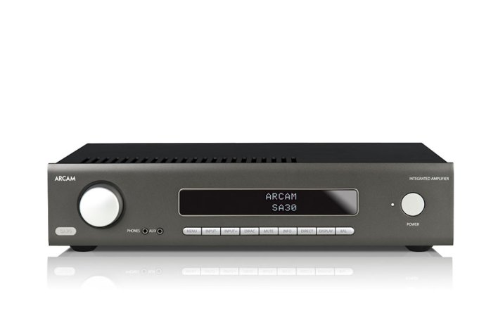 Arcam SA30 Class G Intelligent Integrated Amplifier 05