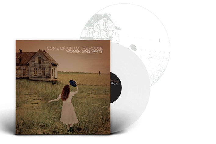"""Come on up the house - Women sing Waits"" als Limited Edition Vinyl, CD und Download"