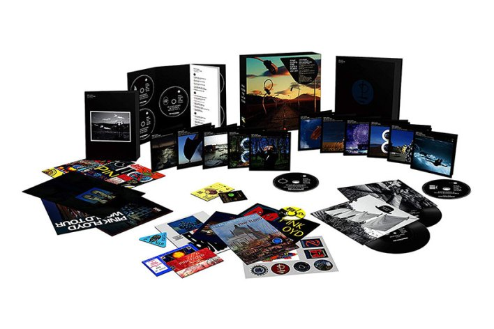 "Pink Floyd ""The later years 1987 - 2019"" Box-Set"