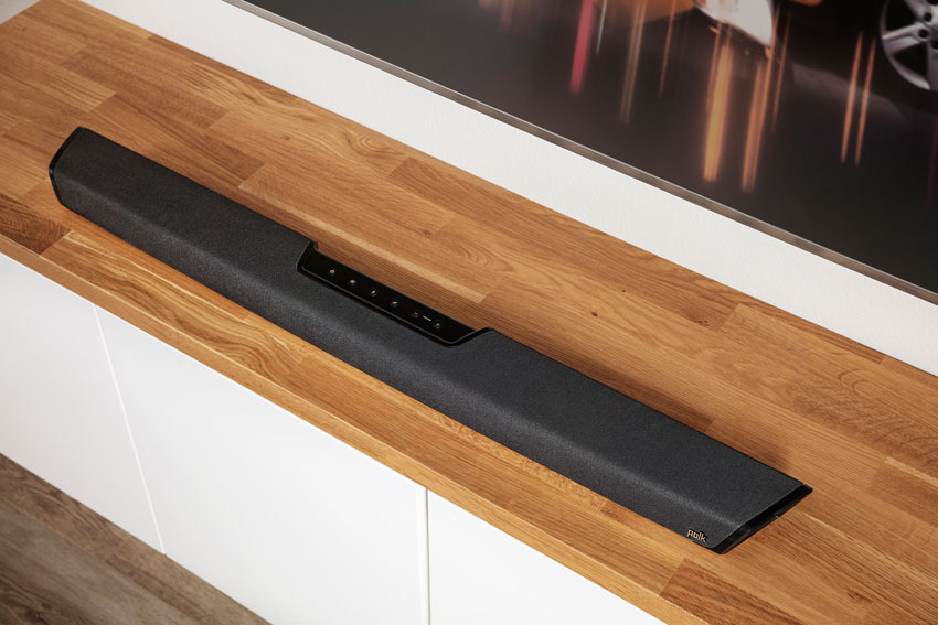 Polk MagniFi 2 - Soundbar mit Polk SDA Surround Sound Technologie