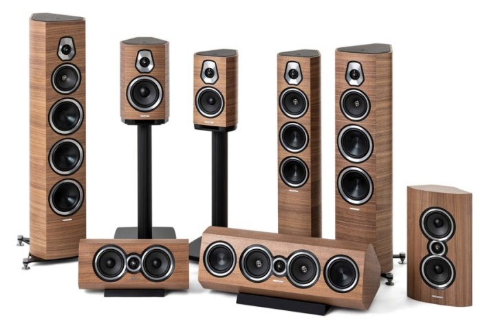 Sonus Faber Sonetto Collection 07