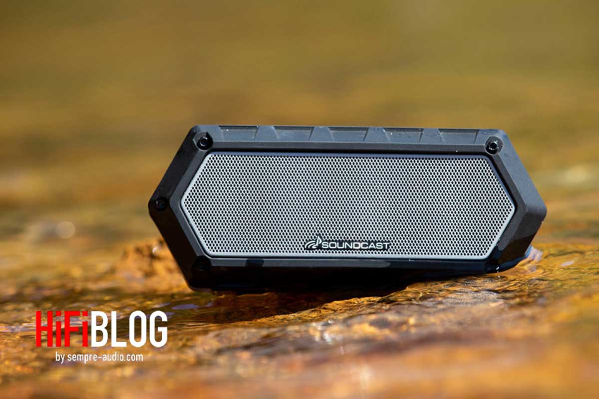 Soundcast VG1 Premium Waterproof Bluetooth Speaker Review 04 1