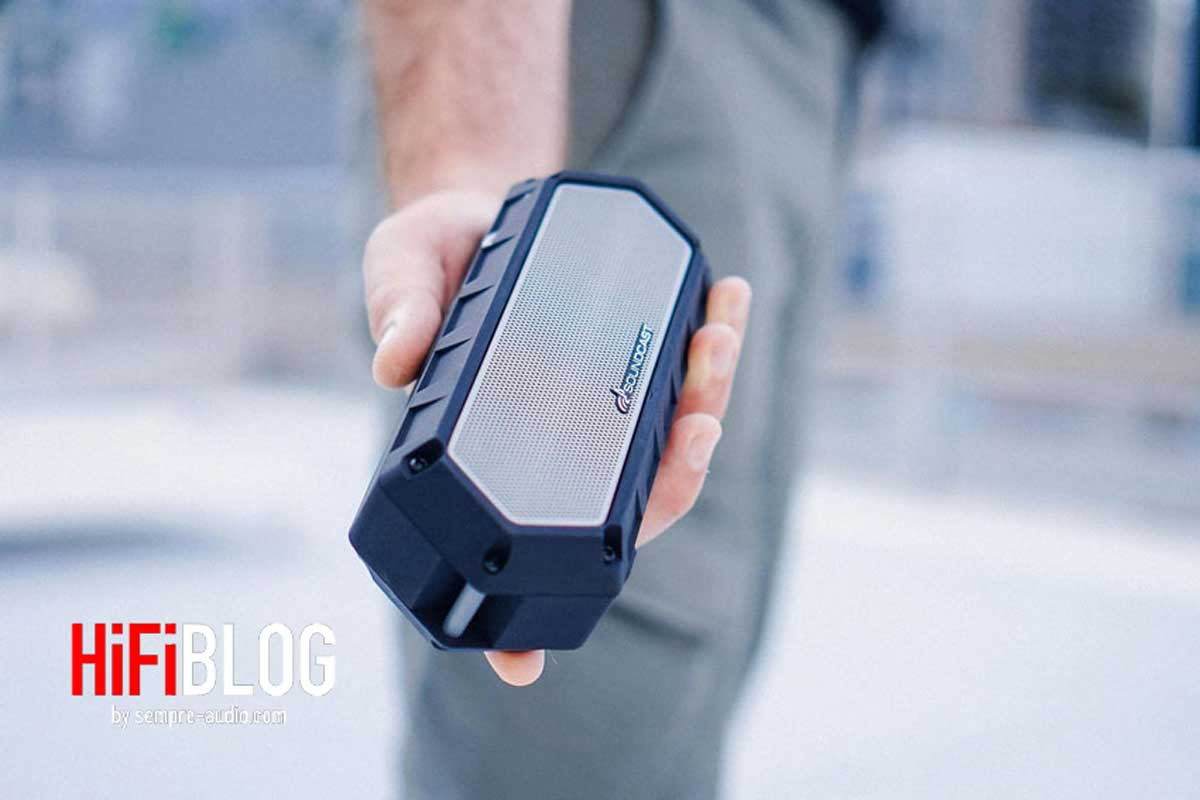Im Test – Soundcast VG1 Premium Waterproof Bluetooth Speaker