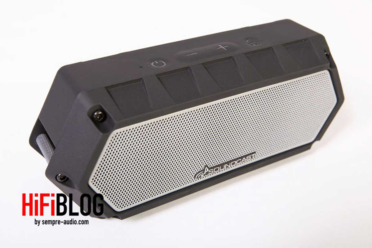 Soundcast VG1 Premium Waterproof Bluetooth Speaker Review 08 1