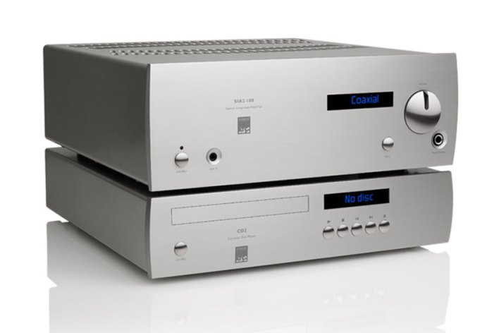 ATC CD2 Compact Disc Player - Spielpartner für ATC SIA2-100 Stereo Integrated Amplifier