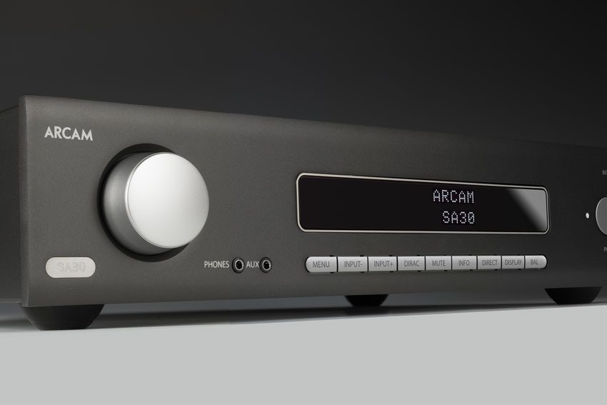 Arcam SA30 Class G Intelligent Integrated Amplifier 02
