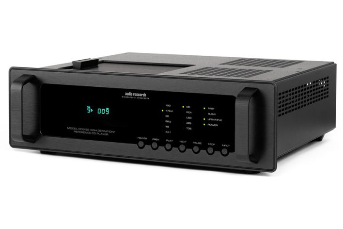 Audio Research REF CD-9 SE High Definition Reference CD Player und Audio Research CD-6 SE High Definition Reference CD Player