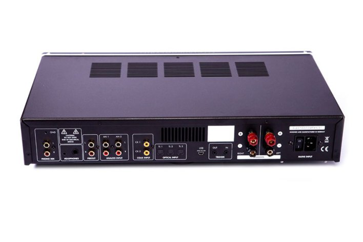 Electrocompaniet ECI 80D Integrated Amplifier 02