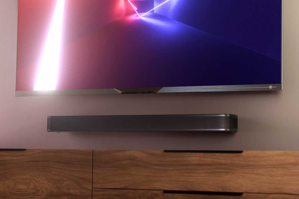 JBL BAR 5.0 MultiBeam – Soundbar mit Virtual Dolby Atmos