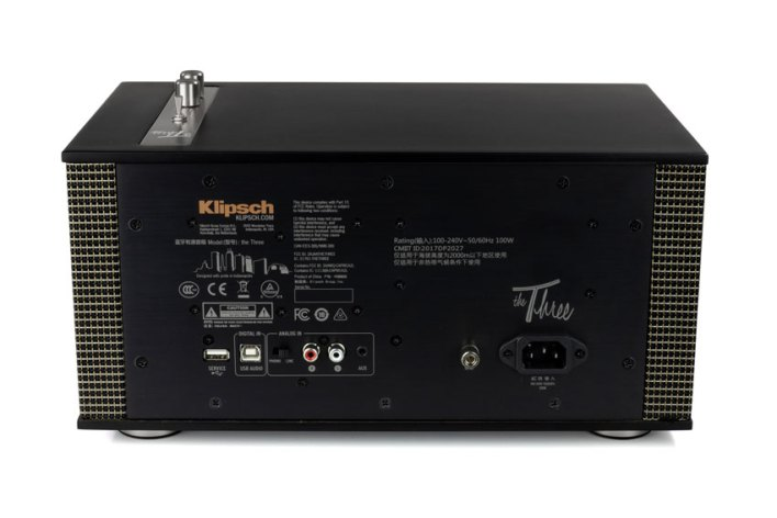 Klipsch The Three II - True connectivity…