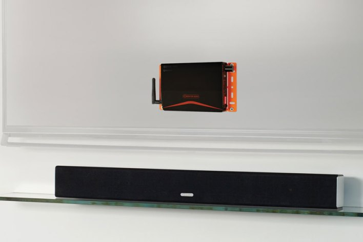 Monitor Audio IA40 3 Installation Amplifier 01