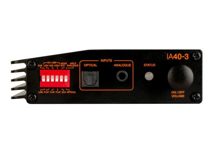 Monitor Audio IA40 3 Installation Amplifier 06