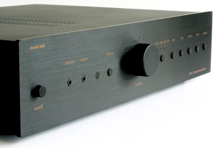Music Hall A30 3 Integrated Amplifier 02