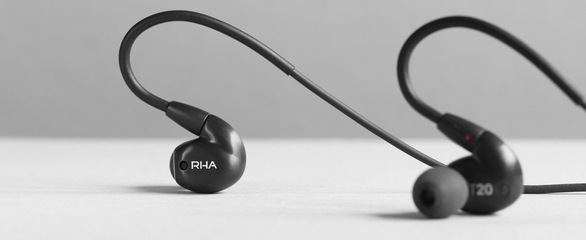 RHA T20 Wireless Headphone