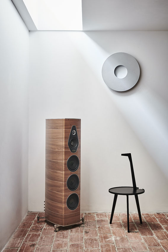 Sonus Faber Olympica Nova Collection - Tradition trifft Innovation…