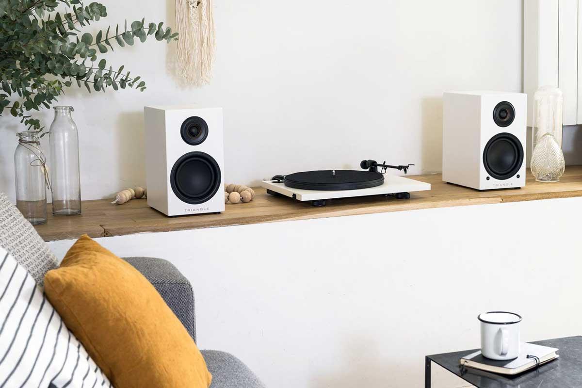 Triangle Elara LN01A Wireless Active Speaker System in neuen Farben verfügbar
