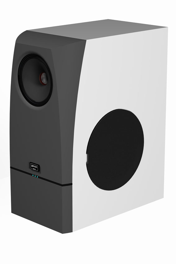 genuin audio ava - Kompakter DSP Aktiv-Lautsprecher zur High End 2019