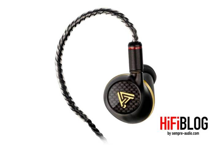 Audeze Euclid Closed-back Planar Magnetic In-ear