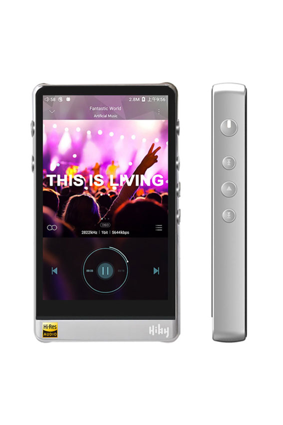 HiBy Music präsentiert HiBy R6 Truly Lossless Android Audio Player