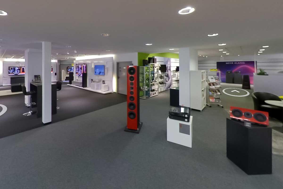 Nubert – Virtueller Einkaufsbummel in Schwäbisch Gmünd