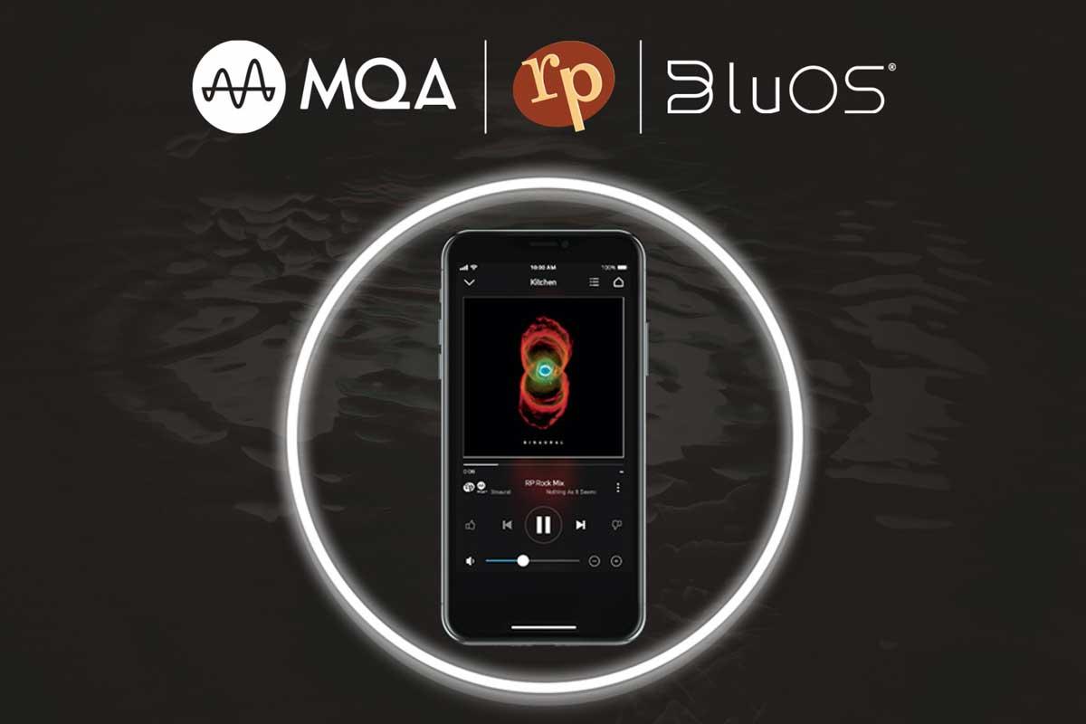 Radio Paradise MQA startet exklusiv auf BluOS