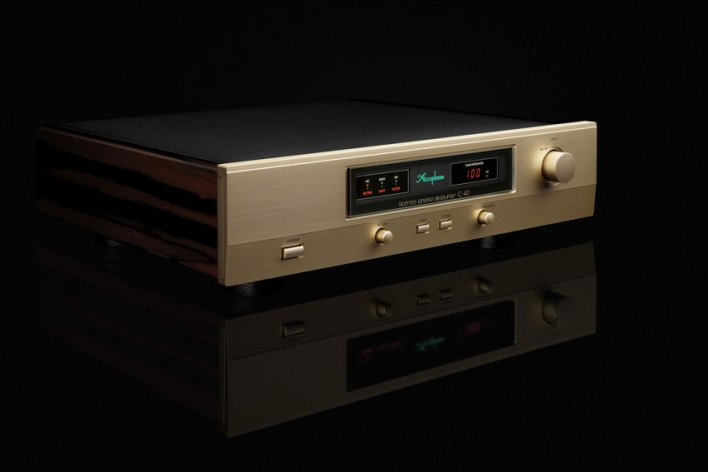 Accuphase C-47 Stereo Phono Amplifier - Die neue Referenz-Phono-Vorstufe…