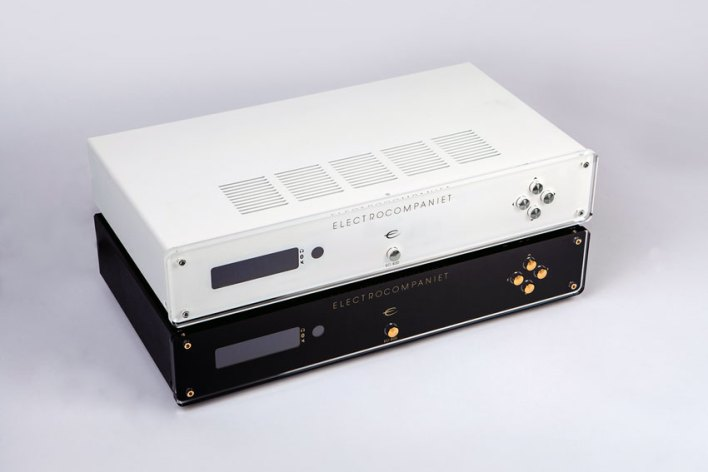 Electrocompaniet ECI 80D Integrated Amplifier nun auch in White Silver
