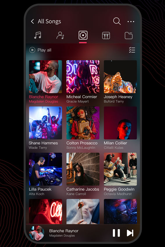FiiO Music App V3 0 for Google Android 02