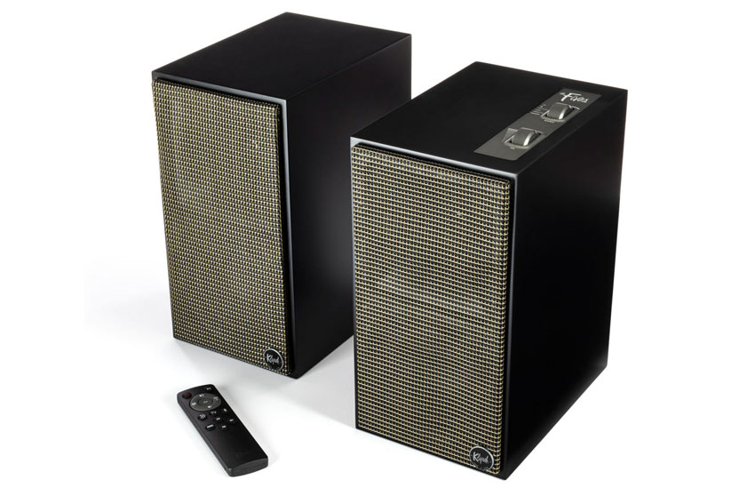 Klipsch The Fives Powered Monitors Active Wireless Speaker 03