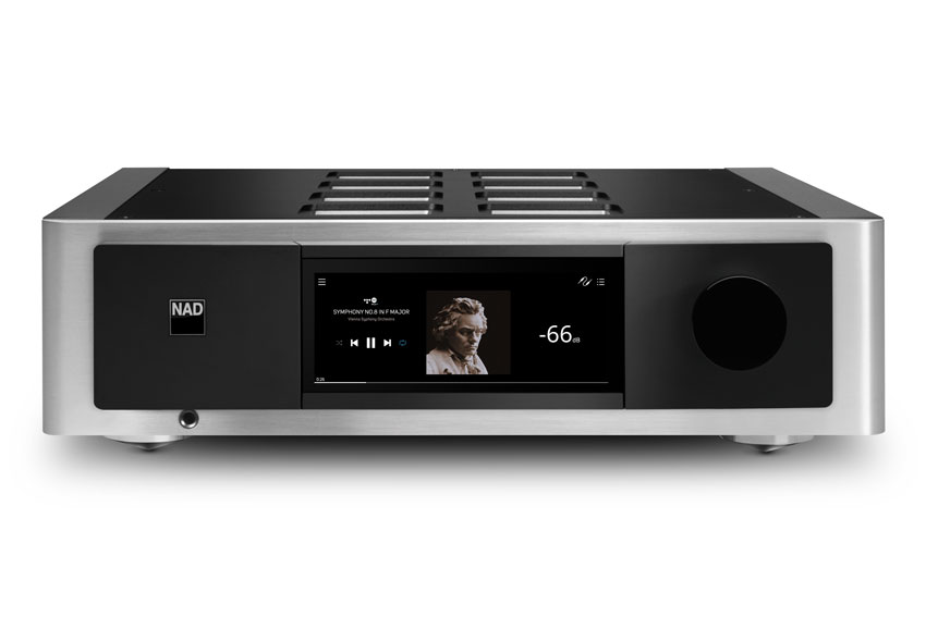 NAD Masters M33 BluOS Streaming DAC Amplifier 01