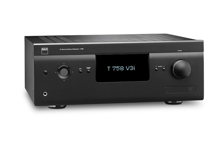 NAD T758 V3i AV Surround Sound Receiver - Simple is better…