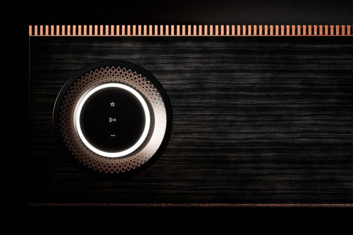 Naim Mu-so for Bentley Special Edition und Focal for Bentley Radiance Headphone
