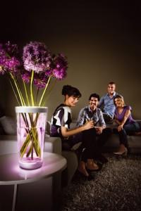 Philips Vase Lumiware Serie