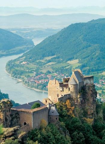 Ruine Aggstein_Donautouristik