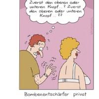 Die homöopathische Feuerwehr - Cartoons von Uwe Krumbiegel