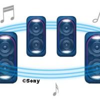 GTK-XB60 und GTK-XB90 - Extra Bass Lautsprecher von Sony