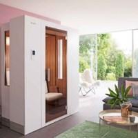 Klafs Sauna und Infrarot S1 - Wellness auf kleinstem Raum