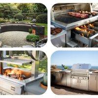 Hybrid Fire Grill & mehr von Kalamazoo