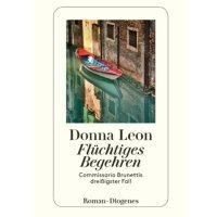 """""""Flüchtiges Begehren"""" - Neuer Donna Leon für Krimi-Fans"""