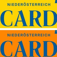 Happy Birthday Niederösterreich-Card