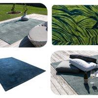 Ressourcenschonende Outdoor-Teppiche von kymo