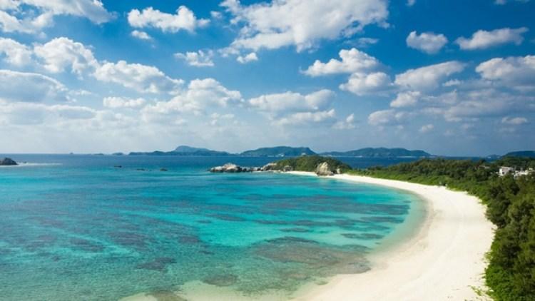 Al mare anche in Giappone