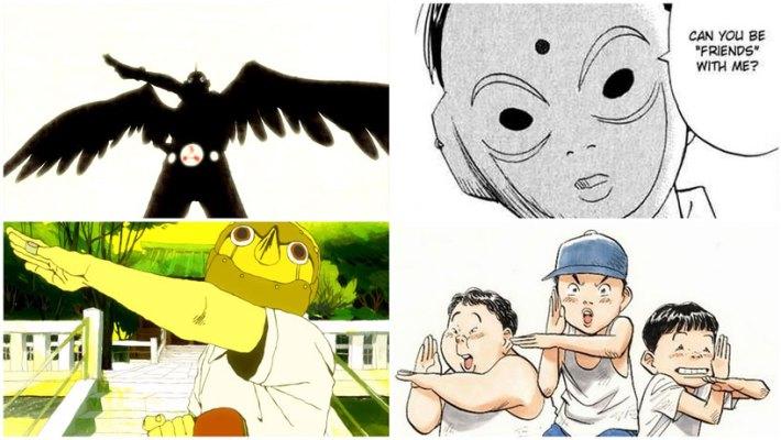 Anime consigliati DA vedere: Ping Pong the Animation